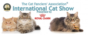 CFA International Cat Show - Cleveland @ I-X Center