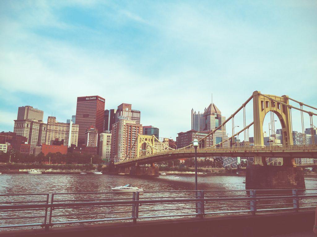 Stepping Back: Pittsburgh // Meghan Tutolo