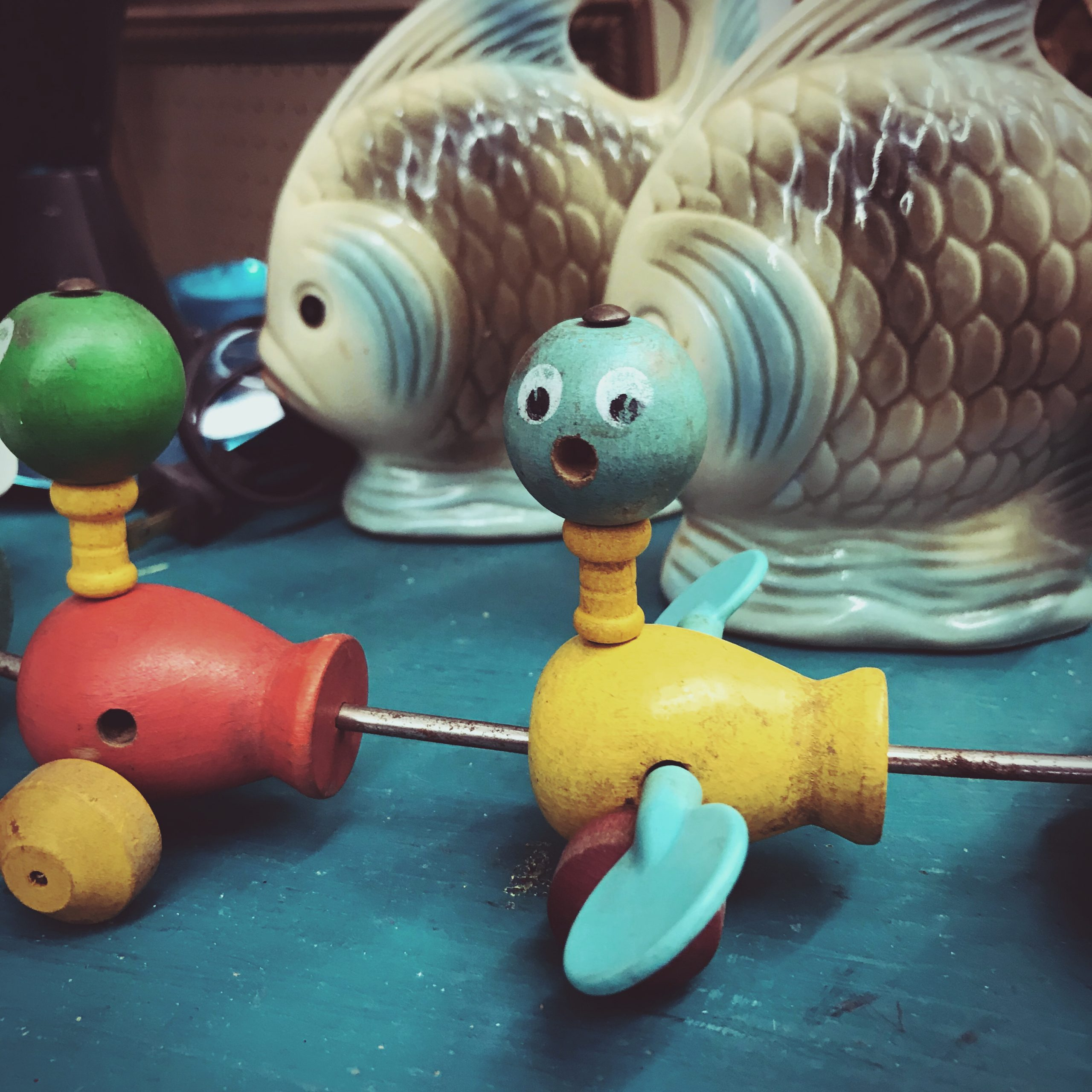 Old Toys // 2020 Copyright Meghan Tutolo