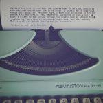 Rando typewriter flow