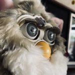 Furby Face by Meghan Tutolo